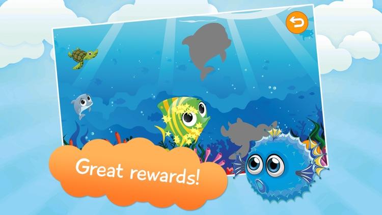 Kids Animal Puzzle - Free screenshot-4