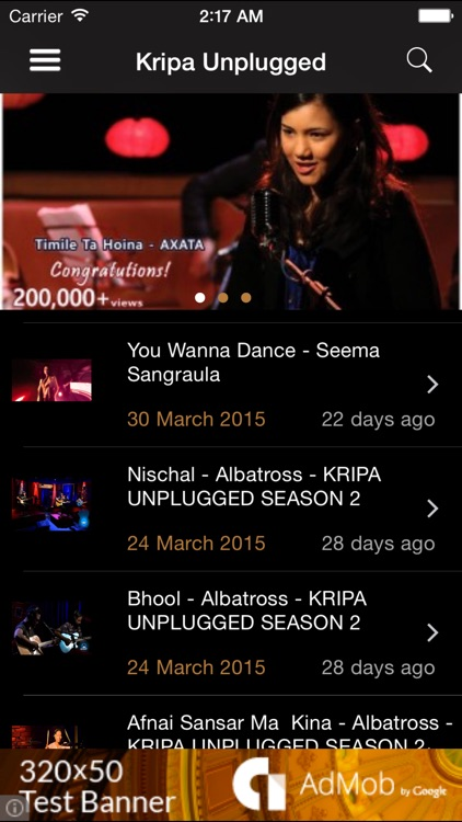 Kripa Unplugged - Official App