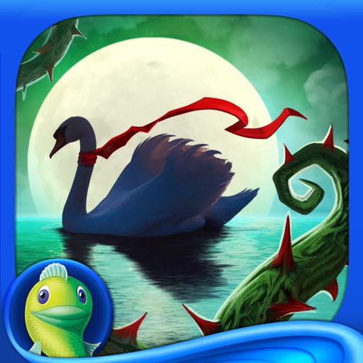 Grim Legends 2: Song of the Dark Swan HD - A Magical Hidden Object Game