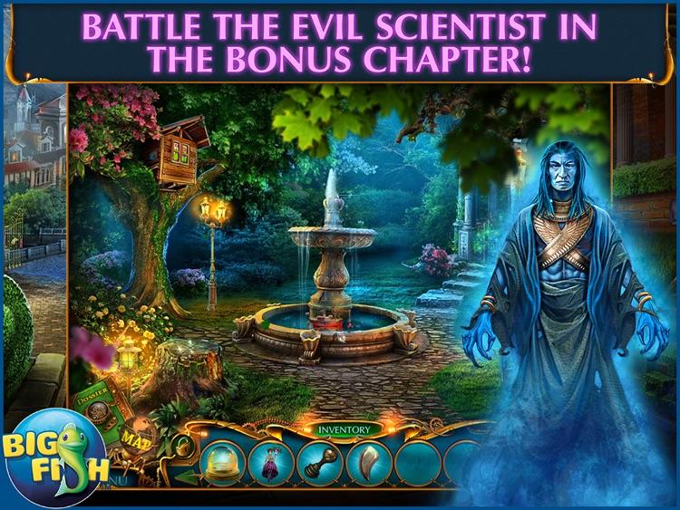 Labyrinths Of The World: Shattered Soul HD - A Supernatural Hidden Object Adventure screenshot-3