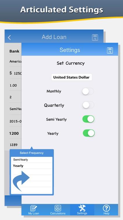 Loan Calc on Go screenshot-4