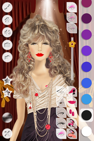 Makeup Dressing Up Princess - náhled