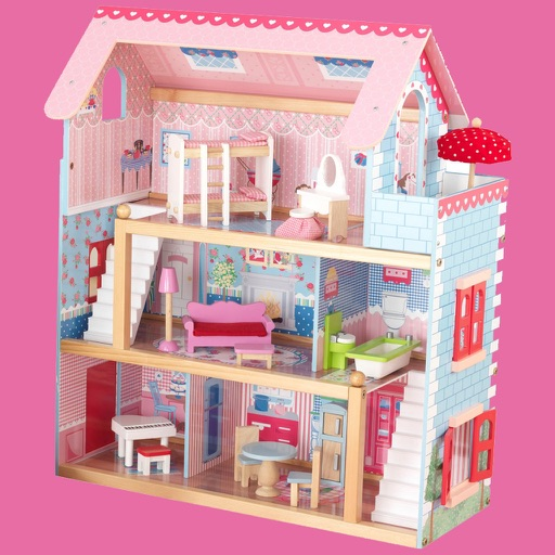How To Build A Dolls House icon