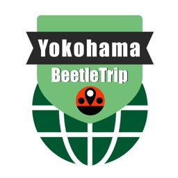 Yokohama travel guide and offline city map, Beetletrip Japan Metro JR Train and Walks