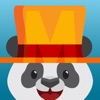 Magic Hat: Wild Animals for iPad - Playing and Learning with Words and Sounds