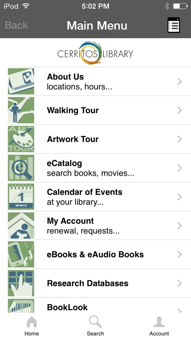 download Cerritos Library To Go apps 2