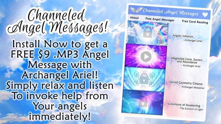 Channeled Angel Messages screenshot-4