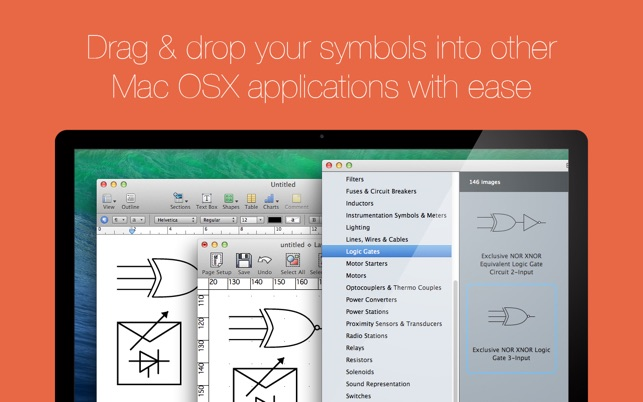 Electronic Symbol Libraries 2 On The Mac App Store