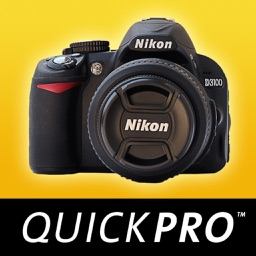 Nikon D3100 from QuickPro