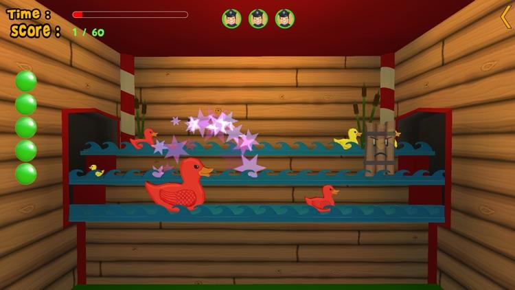 funny farm animals for kids - free game screenshot-3