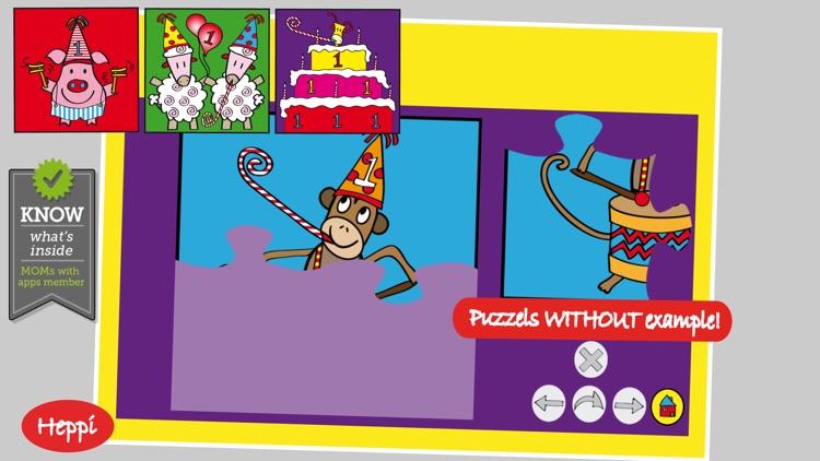 Bo's Jigsaw Puzzles screenshot-3