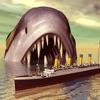 Mega Shark Apache Storm 3D  - A Deadly Deep Sea Blackfish Hunter X