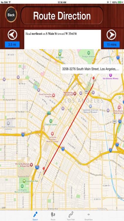 My Map Explorer screenshot-4