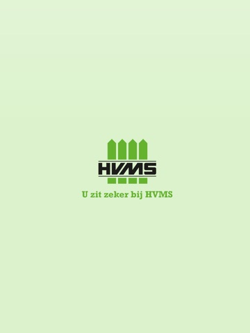 Screenshot of HVMS