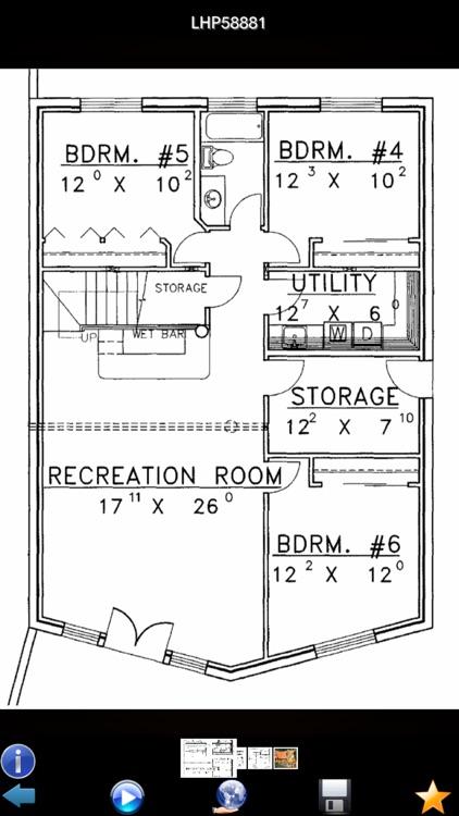Log Style - House Plans screenshot-3