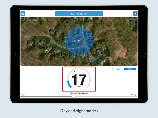 iSpeedAlert Screenshots