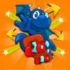 Inthingity AB - Dragon Skater - For Kids! Collect Those Gold Coins! artwork