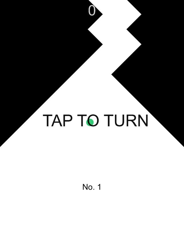 Zig Turn Race green point ziggy dash action game online