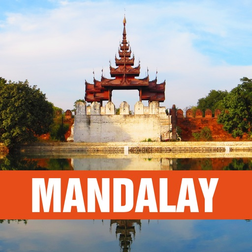 Mandalay City Offline Travel Guide
