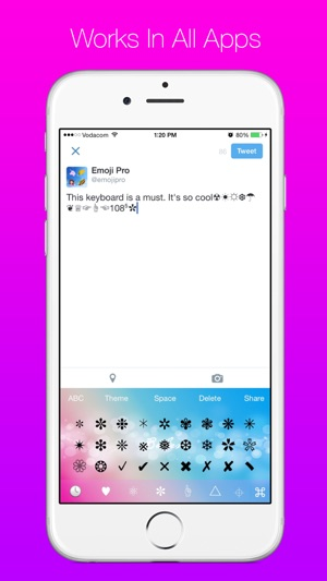 Cool Symbols Keyboard On The App Store