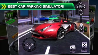 Extreme Car Parking Simulator Mania - Real 3D Traffic Driving Racing & Truck Racer Gamesのおすすめ画像1