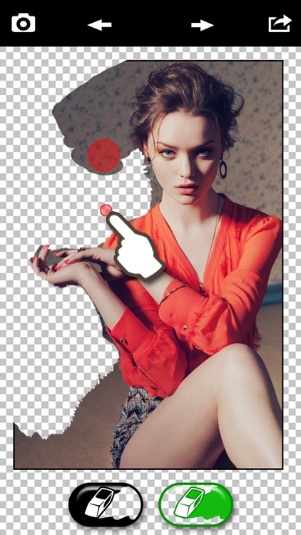 Photo Background Eraser Pro - Pic Editor & Remover to Cut Out Image Outline screenshot-3