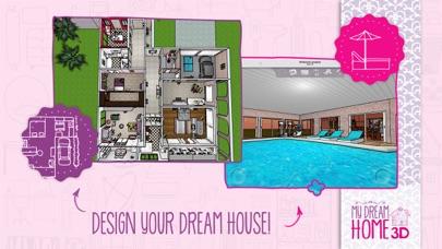 Screenshot #6 for Home Design 3D: My Dream Home