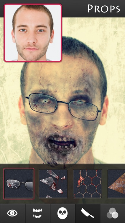 ZombieBooth 2 - Zombie Selfie screenshot-3