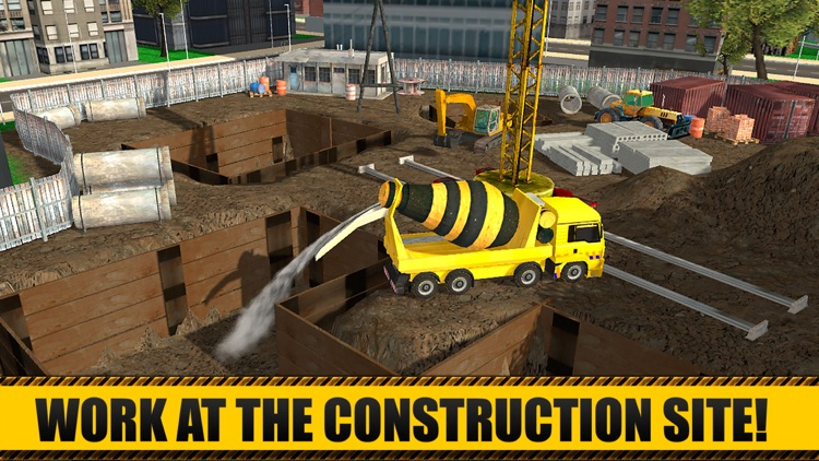City Construction Simulator 3D Full