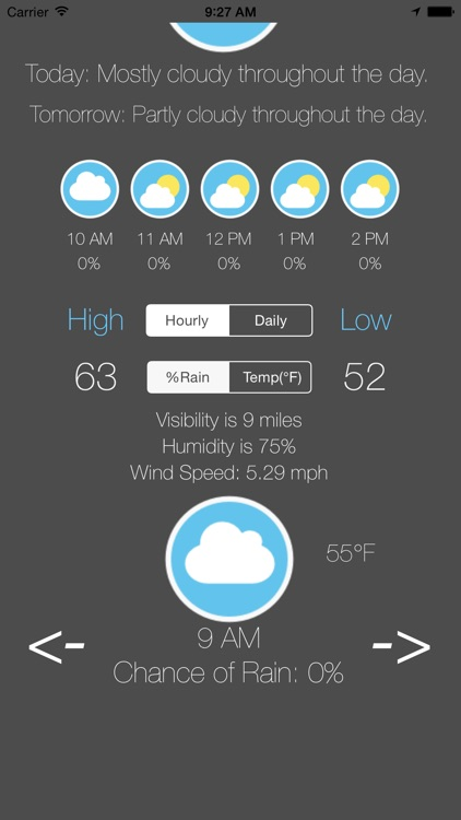 ForeCasterWeather screenshot-1