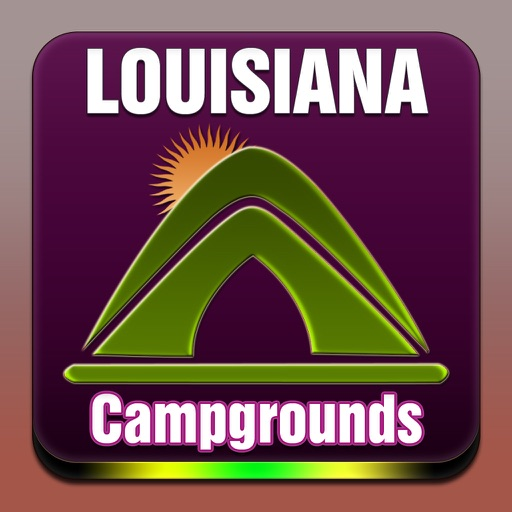 Louisiana Campgrounds Offline Guide