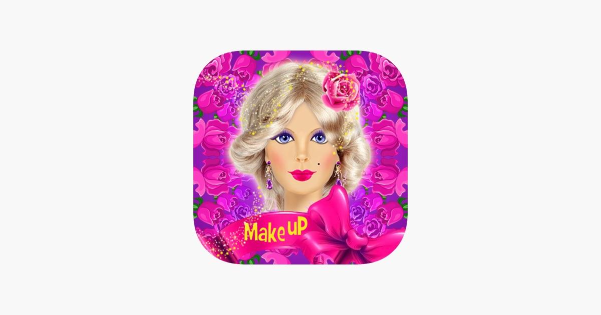 Princesa maquillaje, pelo, vestir y moda en App Store