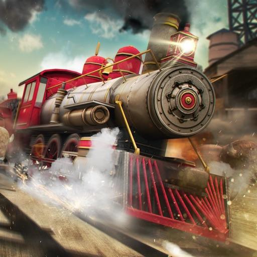 Поезд симулятор 16 . бесплатно 2016 ЖД поезда водитель Гонки игра 3д