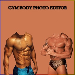 Gym Body Photo Editor