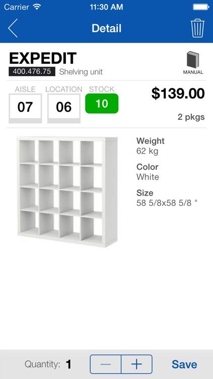 IKEA SmartList Pro