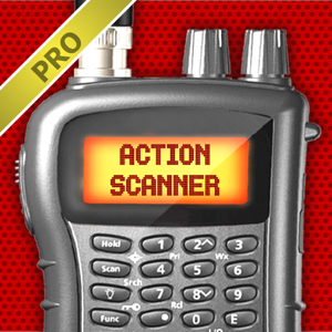 Action Scanner PRO - Police Fire and EMS app