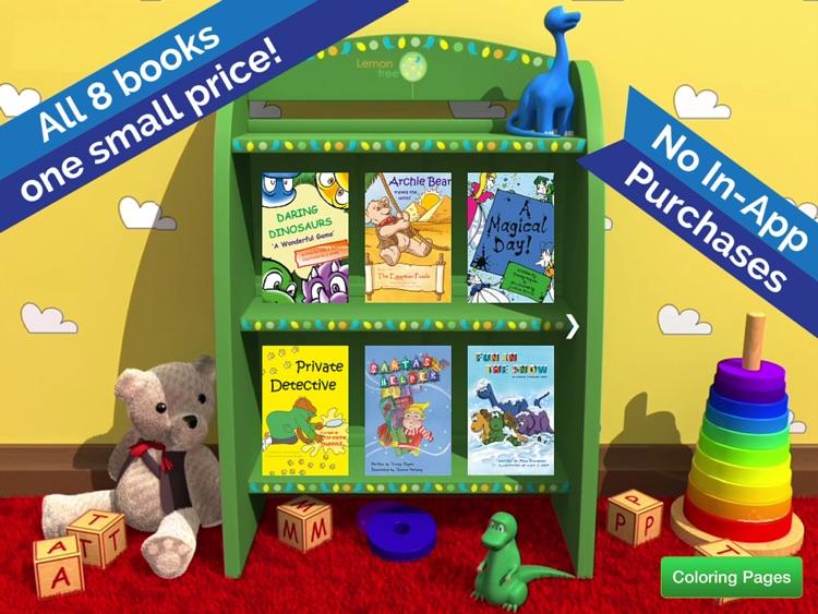 Lemon Tree - Interactive Books For Children