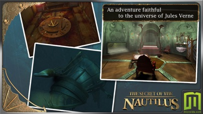 Jules Verne's Mystery of the Nautilus - (Universal) screenshot one