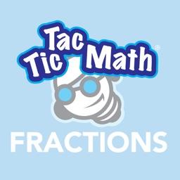 Tic Tac Math Fractions