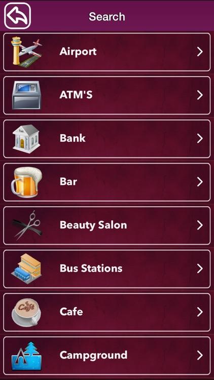 Arizona Campgrounds & RV Parks Offline Guide screenshot-4