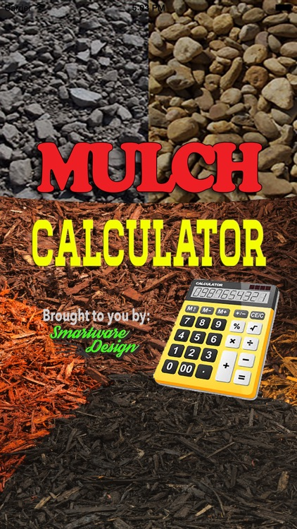 Mulching Calculator