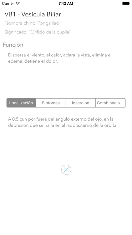 Acupuntura Movil Premium screenshot-4