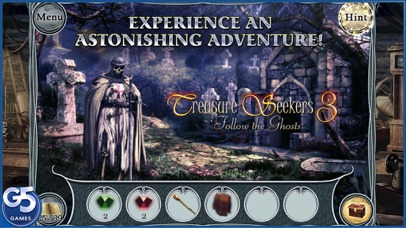 Treasure Seekers 3: Follow the Ghosts-0