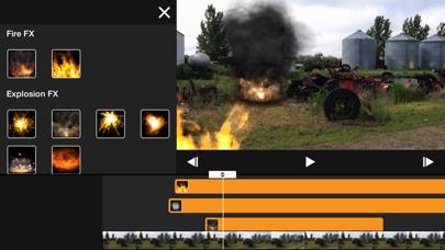 Pyro Movie FXのおすすめ画像1