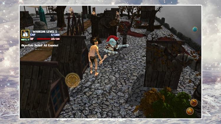World War Of Warriors screenshot-3