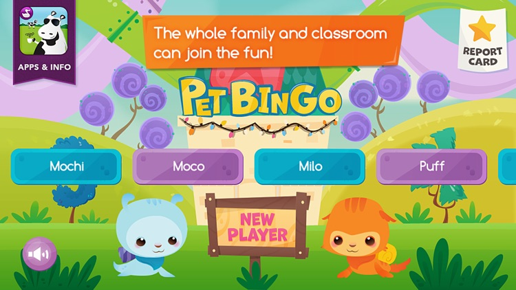 Pet Bingo - by Duck Duck Moose