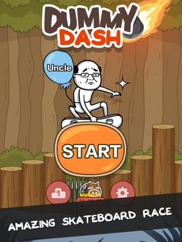 Dummy Dash - endless hero rushのおすすめ画像2