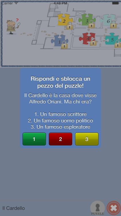 ScoprireteMusei screenshot-3