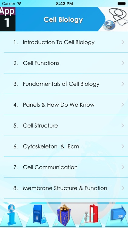 Cell Biology: 2300 Study Notes & QUIZ