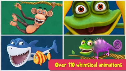 Gigglymals - Funny Animal Interactions for iPhone-2